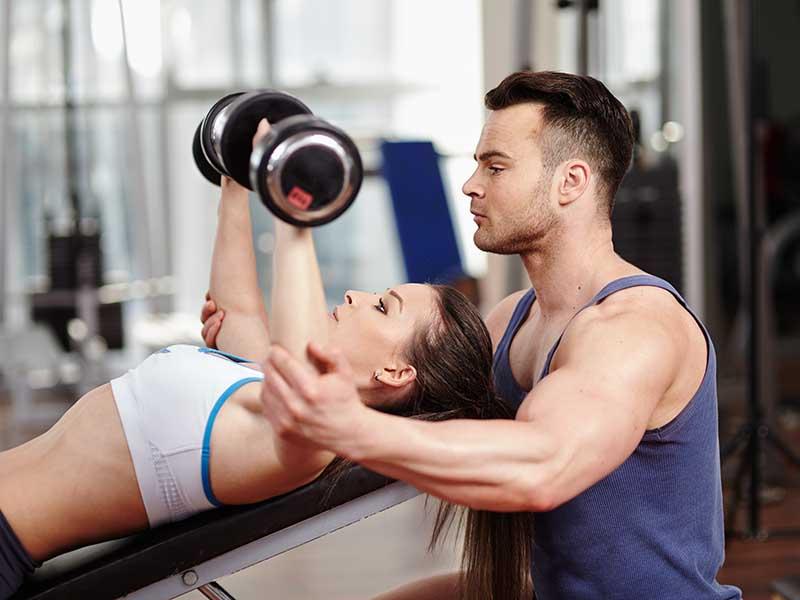 Tập gym giảm cân nhanh không 1