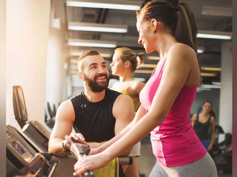 Tập gym giảm cân trong 1 tháng