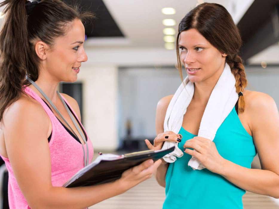 Tập gym giảm cân trong 1 tháng 3